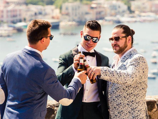 Il matrimonio di Eric e Jessie a Ischia, Napoli 13