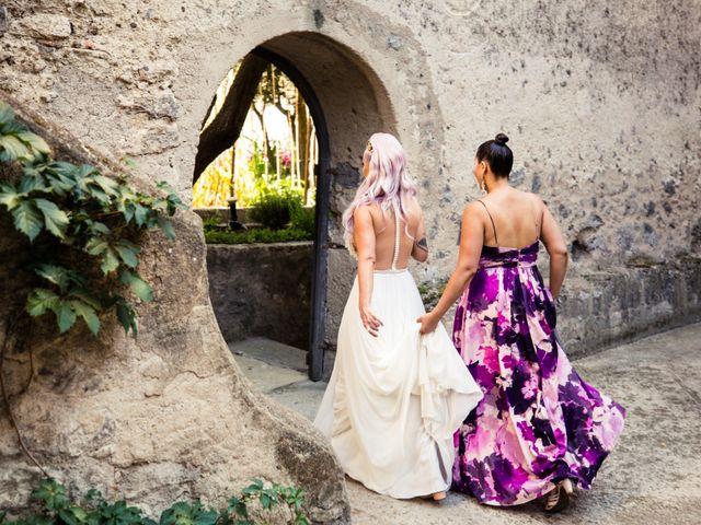 Il matrimonio di Eric e Jessie a Ischia, Napoli 10