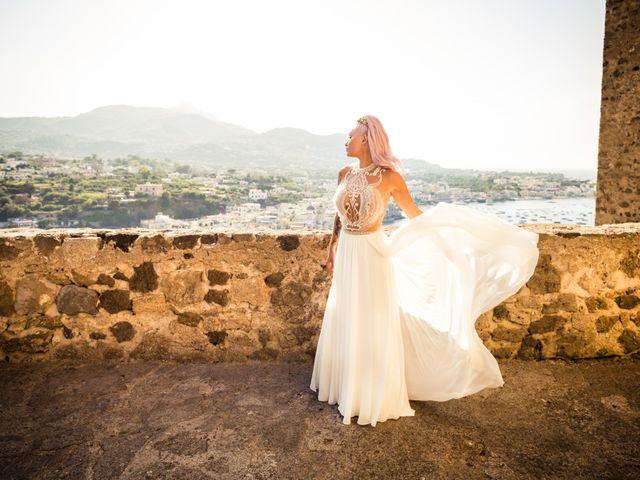 Il matrimonio di Eric e Jessie a Ischia, Napoli 7