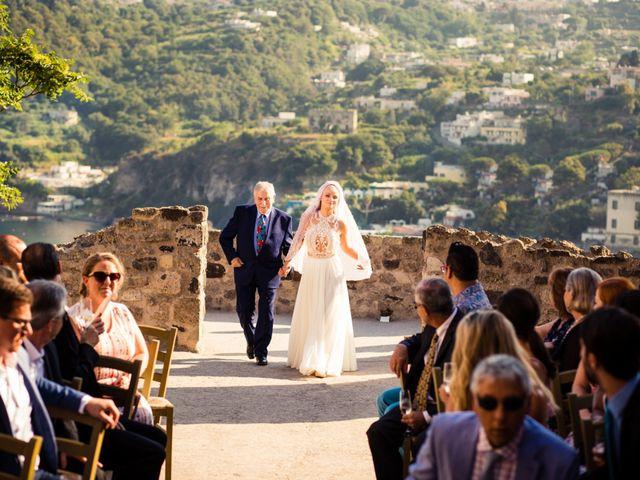 Il matrimonio di Eric e Jessie a Ischia, Napoli 15
