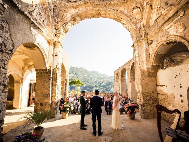 Il matrimonio di Eric e Jessie a Ischia, Napoli 19