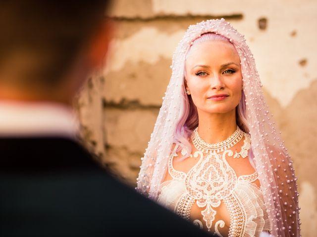 Il matrimonio di Eric e Jessie a Ischia, Napoli 23
