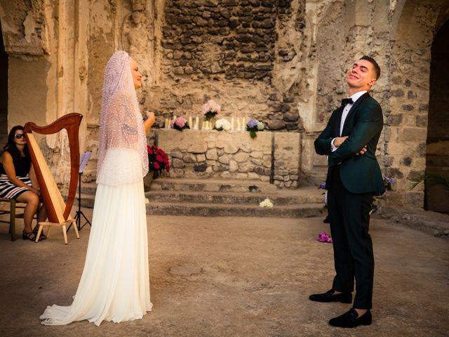 Il matrimonio di Eric e Jessie a Ischia, Napoli 1