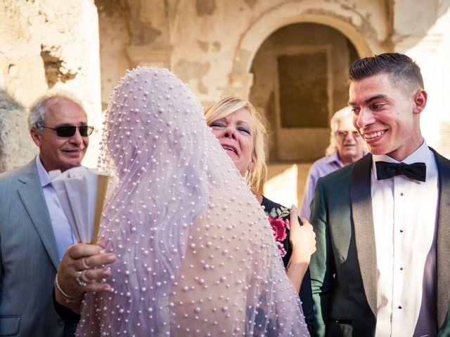 Il matrimonio di Eric e Jessie a Ischia, Napoli 28