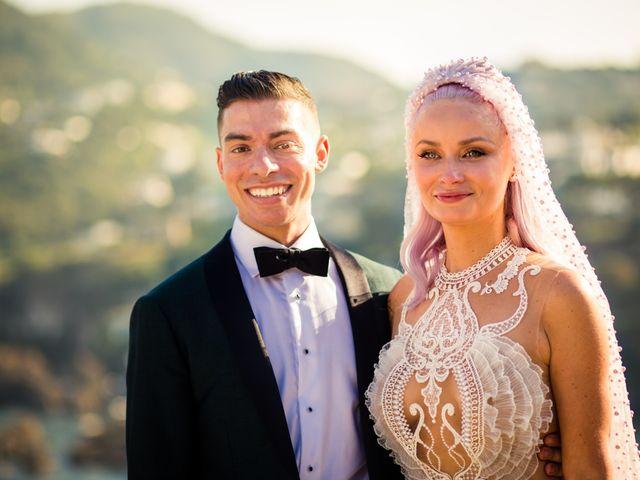 Le nozze di Jessie e Eric