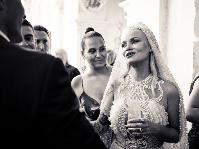 Il matrimonio di Eric e Jessie a Ischia, Napoli 29