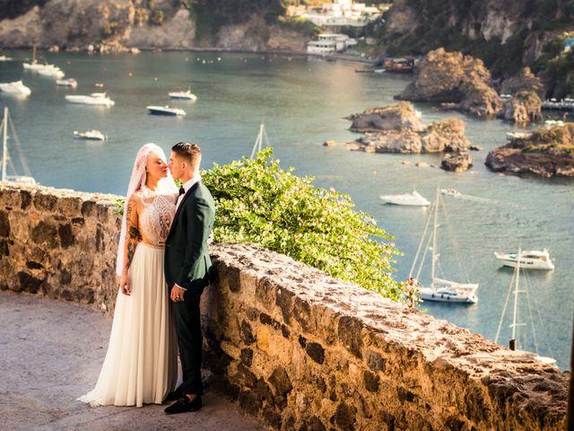 Il matrimonio di Eric e Jessie a Ischia, Napoli 33