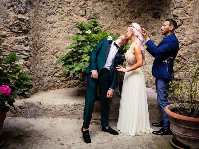Il matrimonio di Eric e Jessie a Ischia, Napoli 35