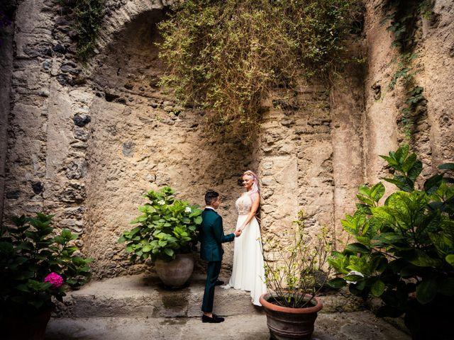 Il matrimonio di Eric e Jessie a Ischia, Napoli 36
