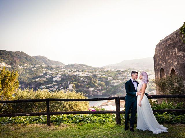 Il matrimonio di Eric e Jessie a Ischia, Napoli 38