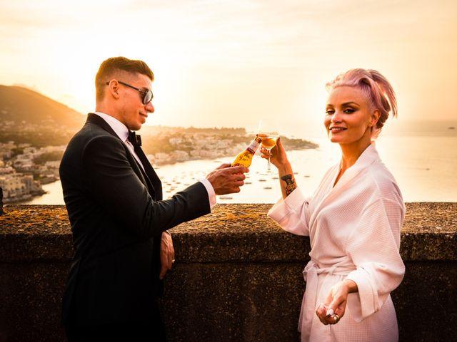 Il matrimonio di Eric e Jessie a Ischia, Napoli 48