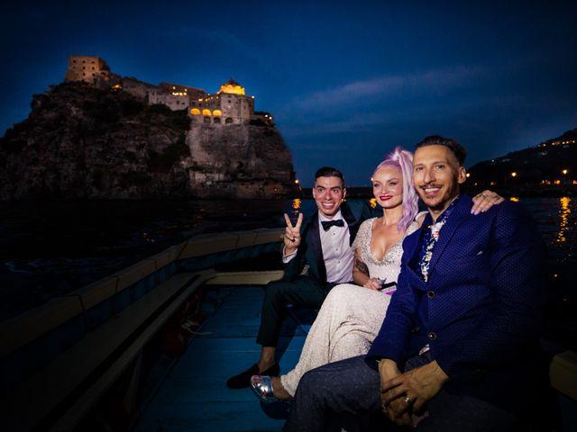 Il matrimonio di Eric e Jessie a Ischia, Napoli 50
