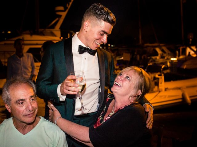 Il matrimonio di Eric e Jessie a Ischia, Napoli 55