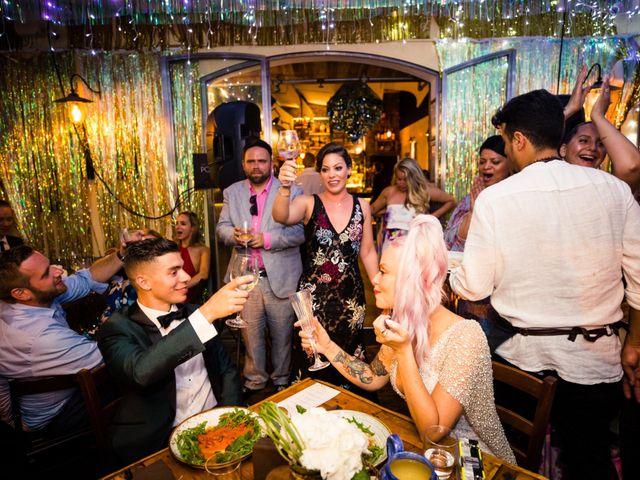 Il matrimonio di Eric e Jessie a Ischia, Napoli 61