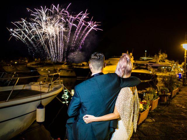 Il matrimonio di Eric e Jessie a Ischia, Napoli 66
