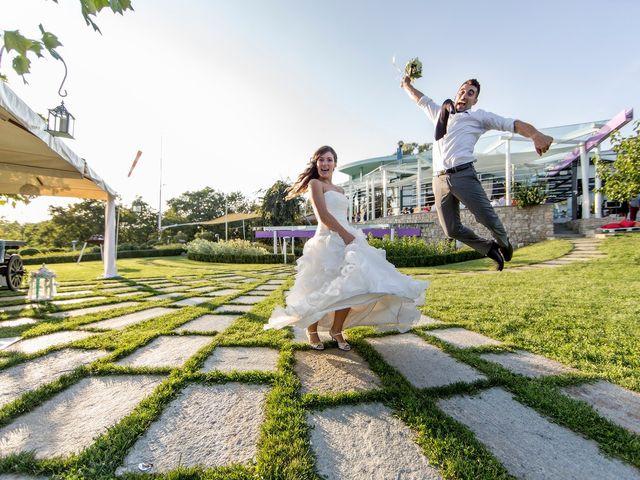 Le nozze di Giada e Maicol