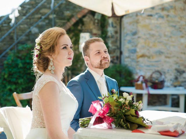 Il matrimonio di Andrea e Elena a Zoagli, Genova 32