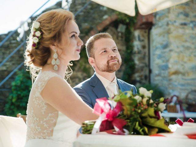 Il matrimonio di Andrea e Elena a Zoagli, Genova 36