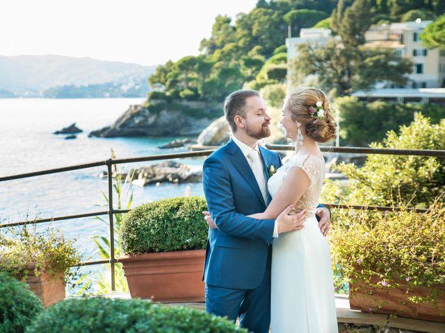 Il matrimonio di Andrea e Elena a Zoagli, Genova 39