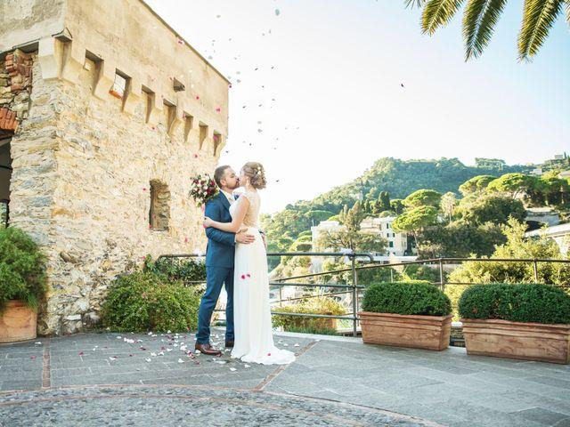 Il matrimonio di Andrea e Elena a Zoagli, Genova 40