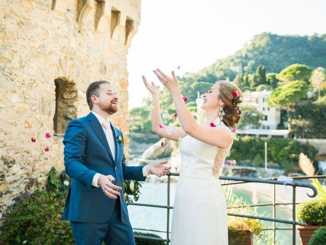 Il matrimonio di Andrea e Elena a Zoagli, Genova 42