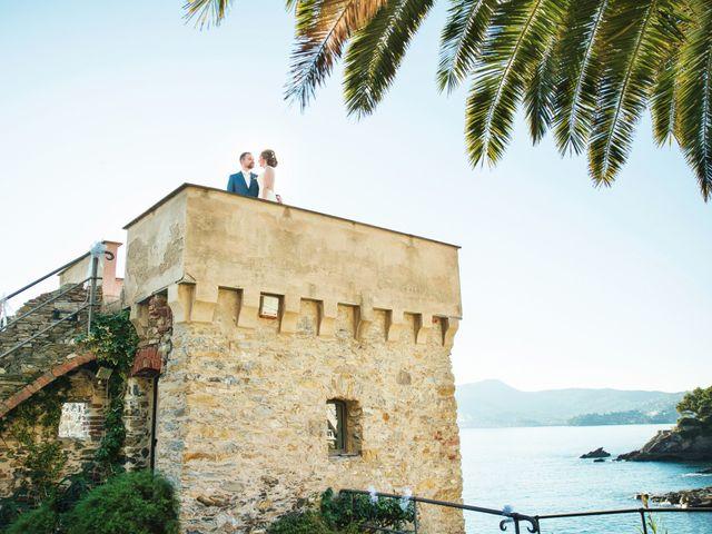 Il matrimonio di Andrea e Elena a Zoagli, Genova 44
