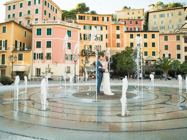 Il matrimonio di Andrea e Elena a Zoagli, Genova 47