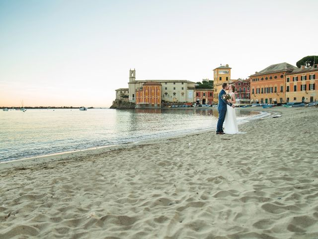 Il matrimonio di Andrea e Elena a Zoagli, Genova 51