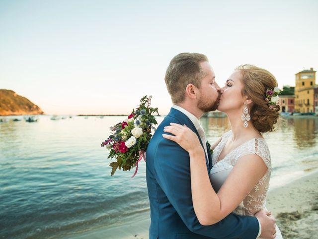 Il matrimonio di Andrea e Elena a Zoagli, Genova 52