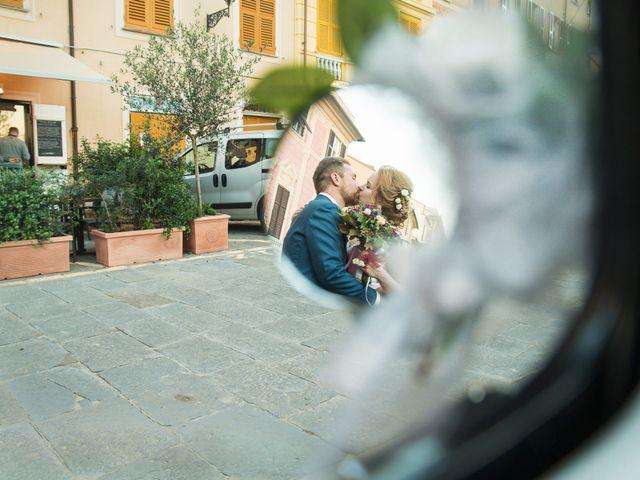 Il matrimonio di Andrea e Elena a Zoagli, Genova 54