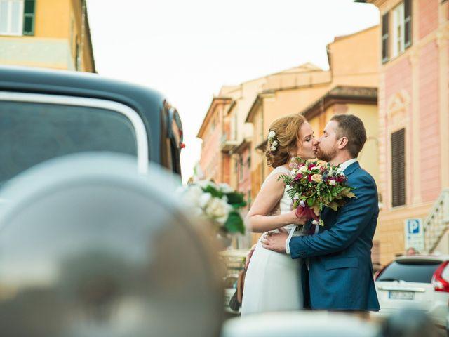 Il matrimonio di Andrea e Elena a Zoagli, Genova 55