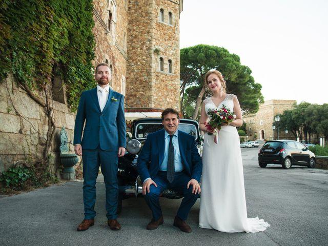 Il matrimonio di Andrea e Elena a Zoagli, Genova 57