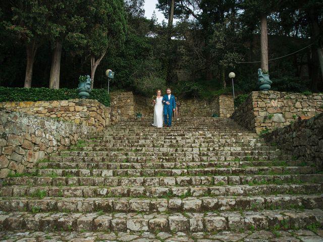 Il matrimonio di Andrea e Elena a Zoagli, Genova 59