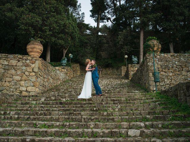 Il matrimonio di Andrea e Elena a Zoagli, Genova 60