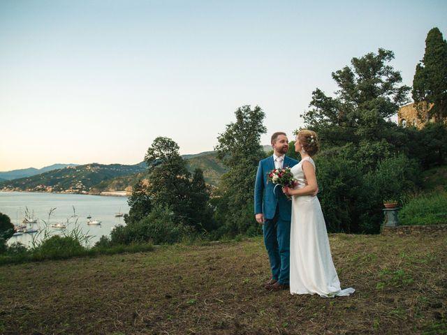 Il matrimonio di Andrea e Elena a Zoagli, Genova 62