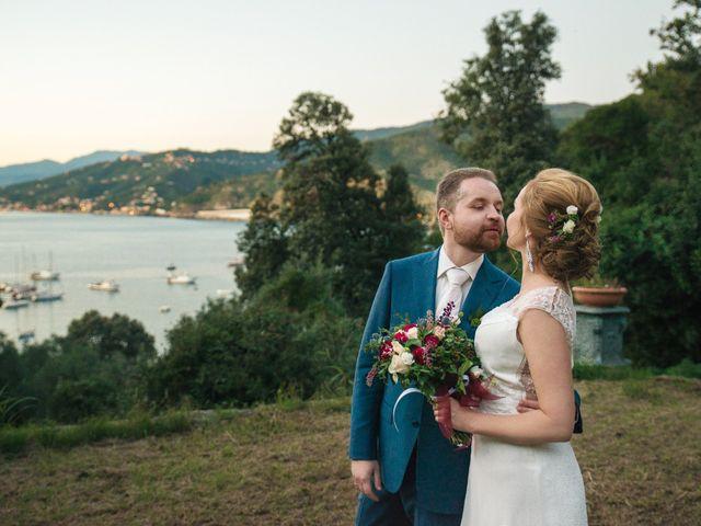 Il matrimonio di Andrea e Elena a Zoagli, Genova 63