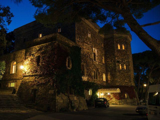 Il matrimonio di Andrea e Elena a Zoagli, Genova 65