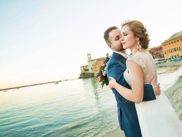 le nozze di Elena e Andrea