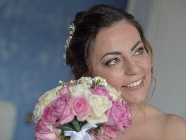 Il matrimonio di Giada e Leo a Serramonacesca, Pescara 2