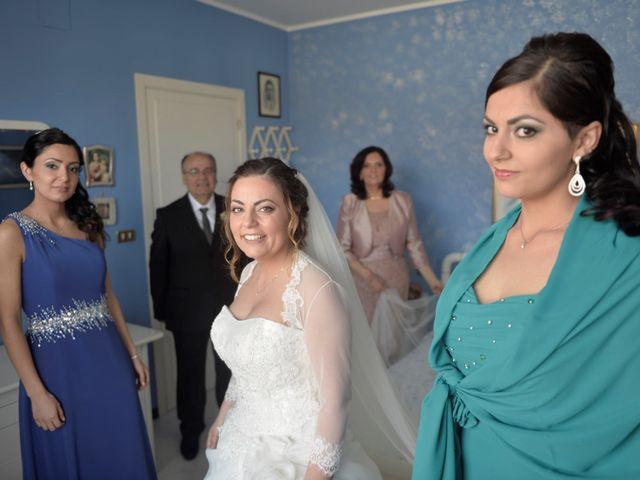Il matrimonio di Giada e Leo a Serramonacesca, Pescara 5