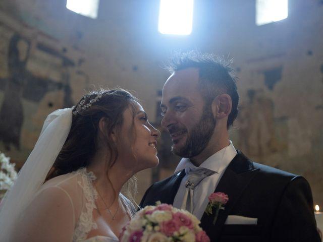 Il matrimonio di Giada e Leo a Serramonacesca, Pescara 6