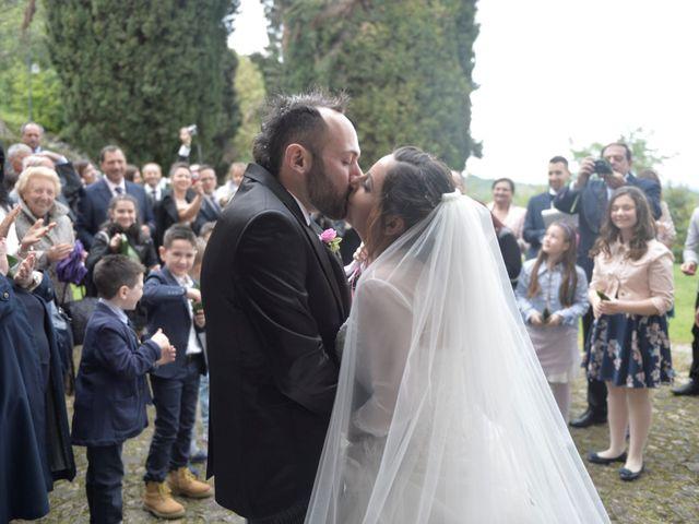 Il matrimonio di Giada e Leo a Serramonacesca, Pescara 7
