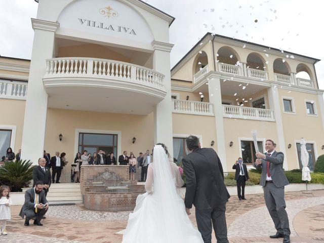 Il matrimonio di Giada e Leo a Serramonacesca, Pescara 9