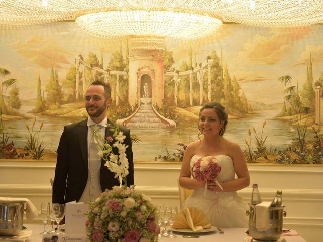 Il matrimonio di Giada e Leo a Serramonacesca, Pescara 10