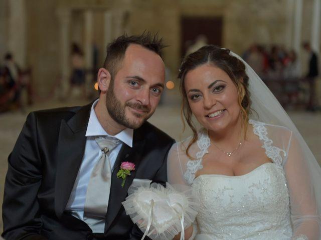Il matrimonio di Giada e Leo a Serramonacesca, Pescara 11
