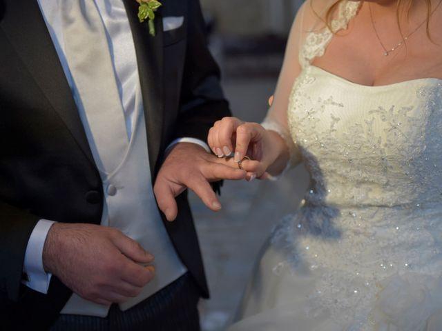 Il matrimonio di Giada e Leo a Serramonacesca, Pescara 12
