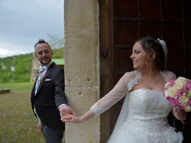 Il matrimonio di Giada e Leo a Serramonacesca, Pescara 14