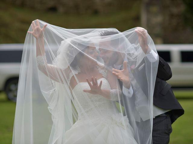 Il matrimonio di Giada e Leo a Serramonacesca, Pescara 23