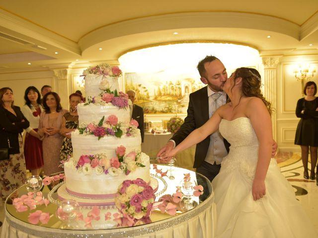 Il matrimonio di Giada e Leo a Serramonacesca, Pescara 26