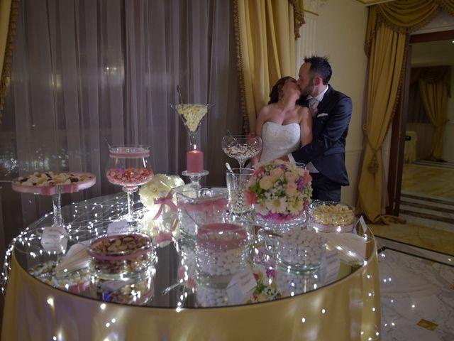 Il matrimonio di Giada e Leo a Serramonacesca, Pescara 27